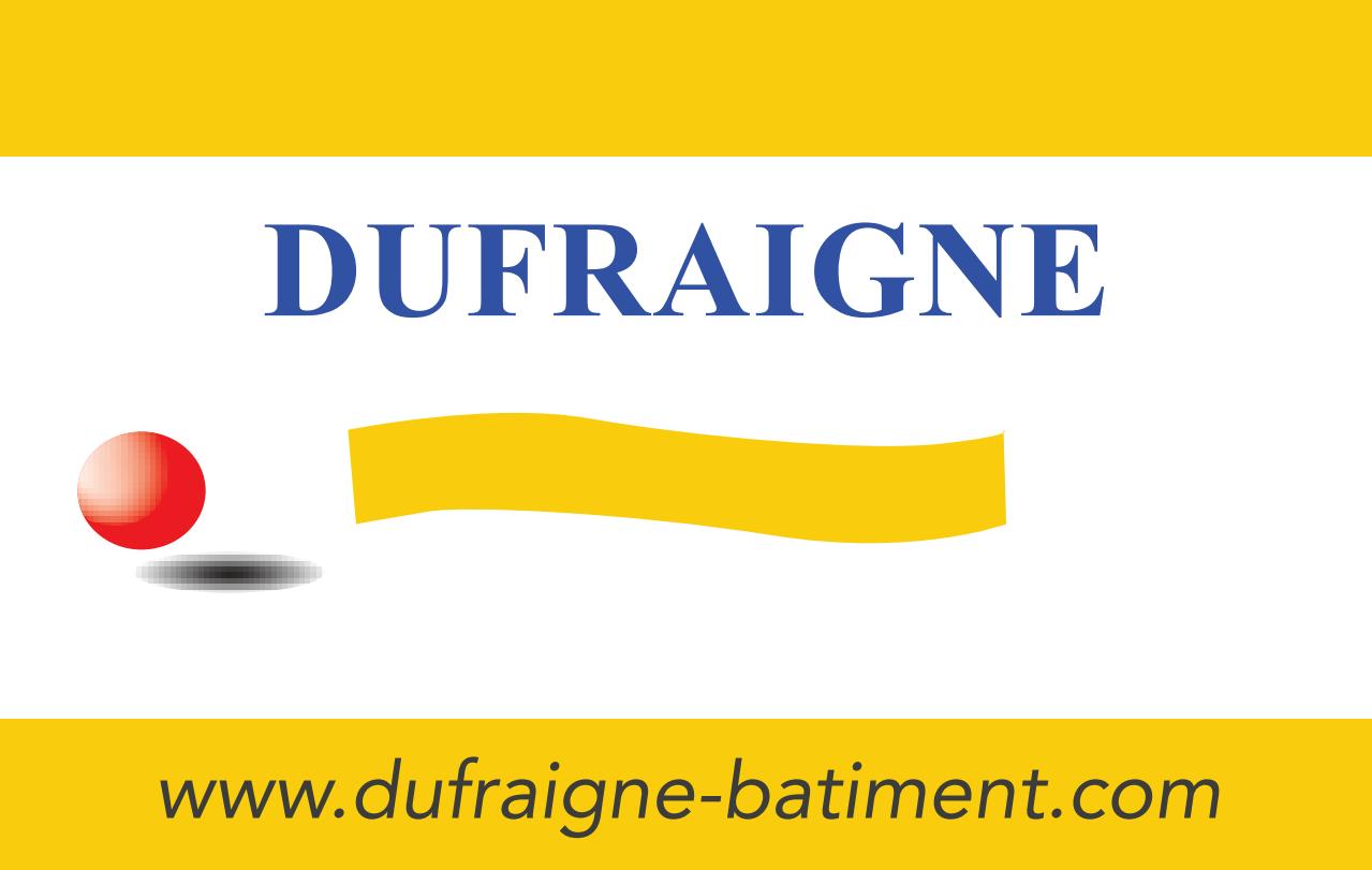 Logo entreprise Dufraigne Bâtiment
